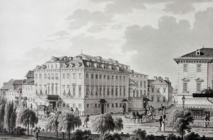 Theater an der Wien 1800