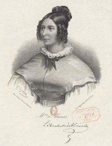 Laure Permon, duchesse d'Abrantès