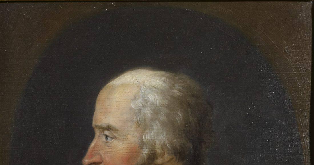 Portrait de Bennigsen par Peter Edward Ströhling