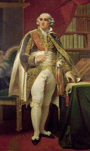 Jean-Jacques-Regis CAMBACERES, duc de Parme