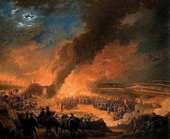 Les feux de Girzikowice