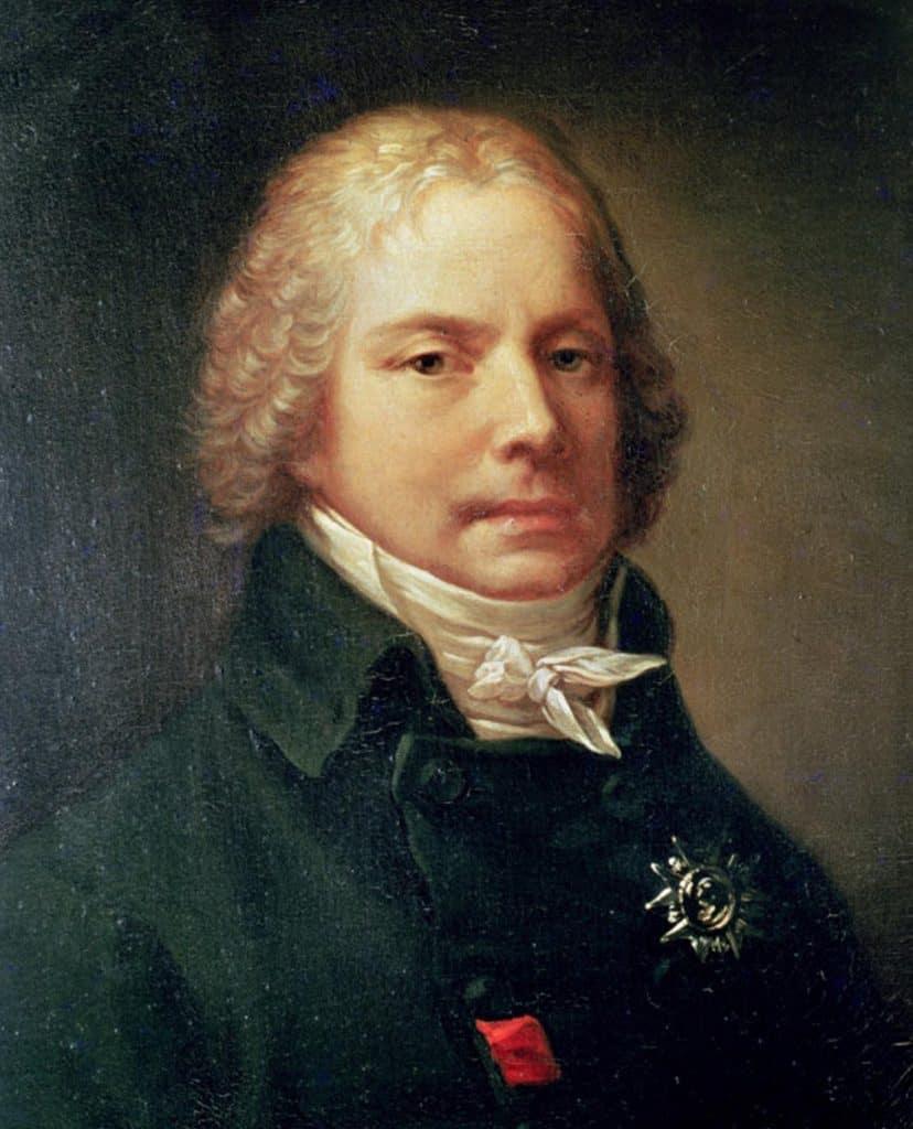 Charles-Maurice de Talleyrand-Périgord (Pierre-Paul Prud'hon - Allposter.com)