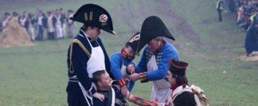 95 officiers de l'armée française tués ou blessés mortellement à la bataille d'Austerlitz