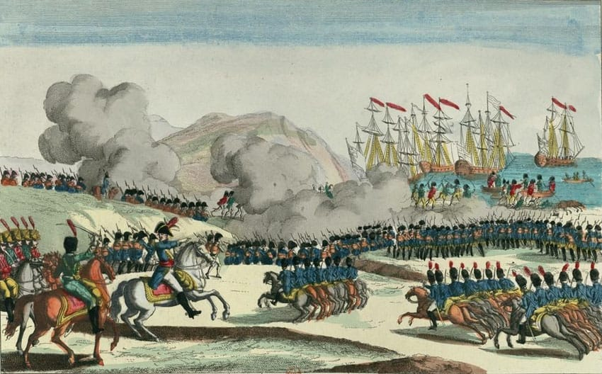16 janvier 1809 – Bataille de La Corogne