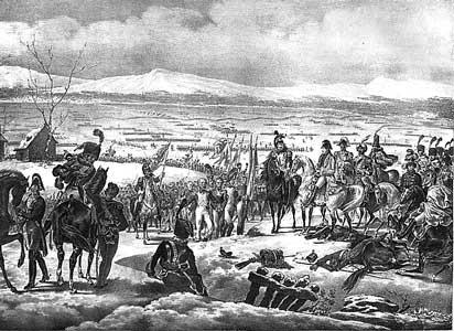 La bataille de Pultusk