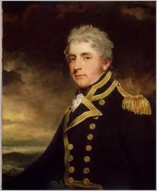 Vice-amiral Henry Blackwood (1770-1832)