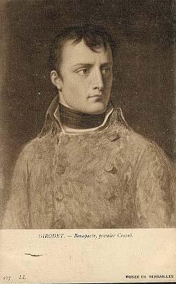 Bonaparte Consul - d'après Girodet