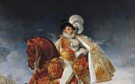 Portrait équestre de Jérôme (Baron Gros)