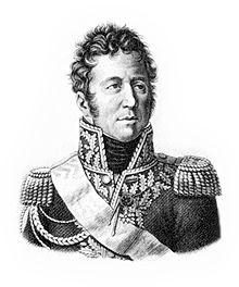 Le général Lauriston