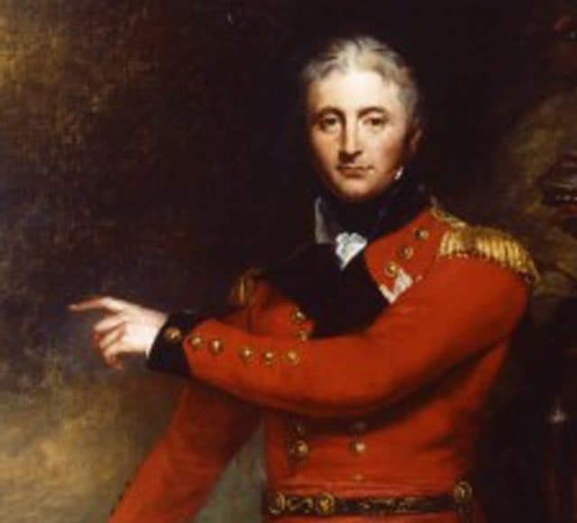 Sir John Moore – Thomas Lawrence – National Portrait Gallery: