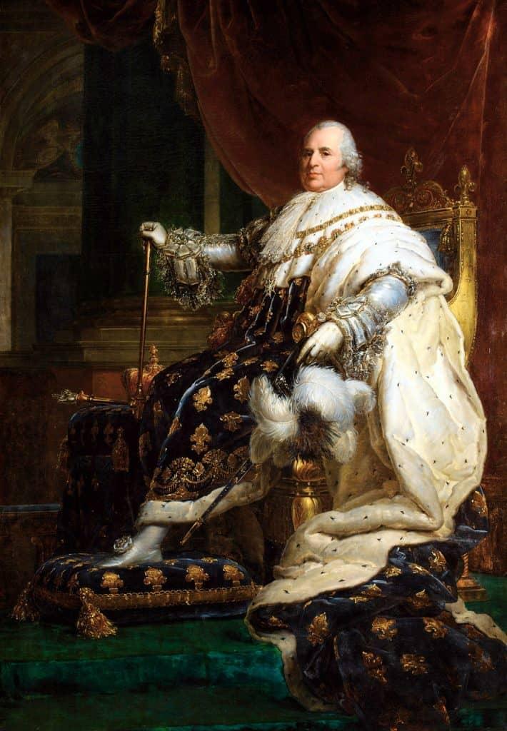 Louis XVIII (François Gérard)