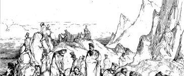 Cabrera l'île de la mort, l'île de l'enfer