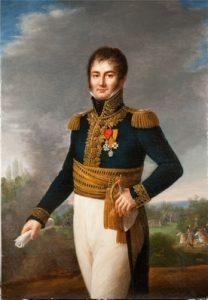 Le général Saint-Hilaire