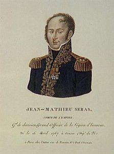 Général Jean-Mathieu Séras