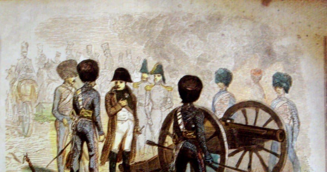L'artillerie francaise