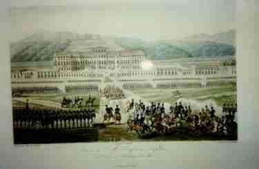 Entrée de Napoléon à Schönbrunn