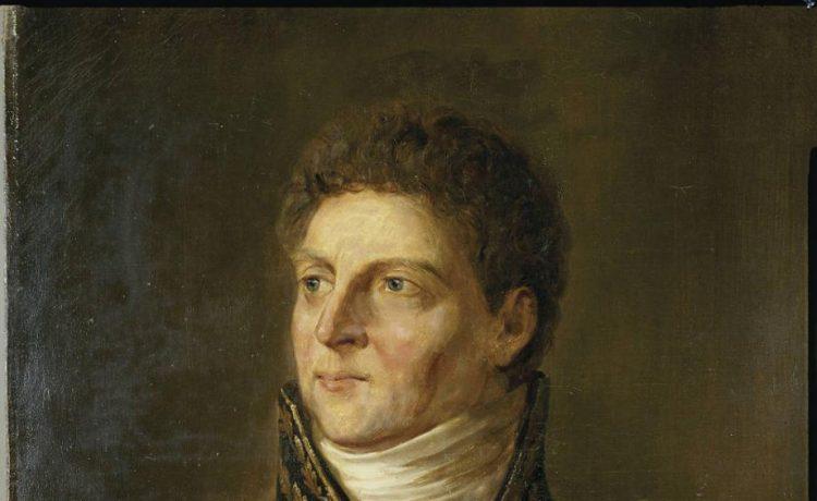 Le maréchal Berthier, prince de Neuchâtel et de Wagram (1753-1815) portrait de Chatillon Auguste de, d'après Pajou Augustin - Muzeo