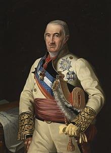 Le général Castanos