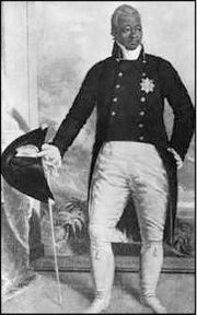 Henri Christophe (1767 -1820)