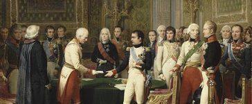 Napoleon à Erfurt