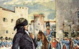 L'exécution du libraire Johann Philip Palm