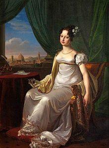 Portrait de Dorothée de Courlande