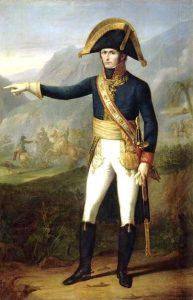 Charles Victor Emmanuel Leclerc d'Ostin (François-Josèphe Kinson 1771–1839)