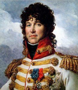 Joachim Murat, grand-Duc de Berg en 1806, puis roi de Naples