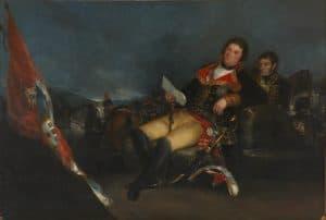Portrait de Godoy par Goya