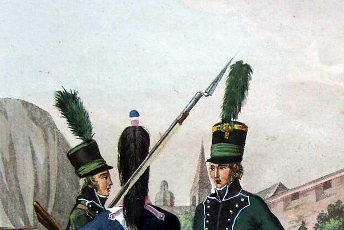 Infanterie wurtembergeoise. Markus Stein