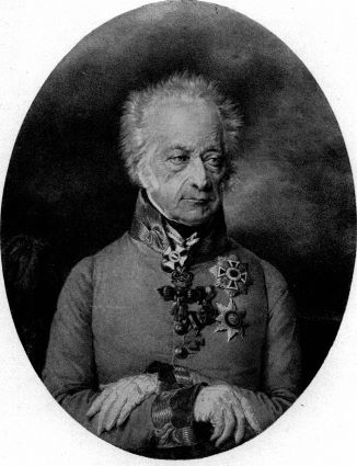 FZM Heinrich comte Bellegarde - HGM Vienne