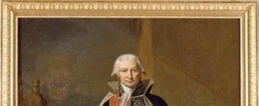 Jean-Baptiste Nompère de Champagny - Theodore Rousseau - Château de Versailles