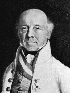 Johann baron von Hiller. HGM Vienne
