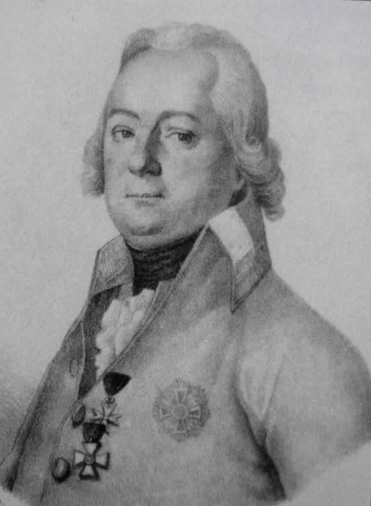 Jean-Charles comte Kolowrat