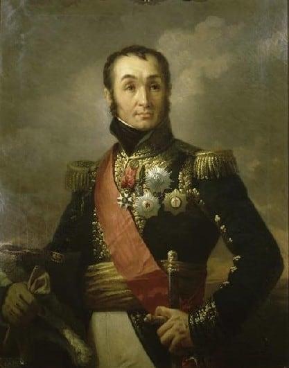 Le maréchal Oudinot, duc de Reggio