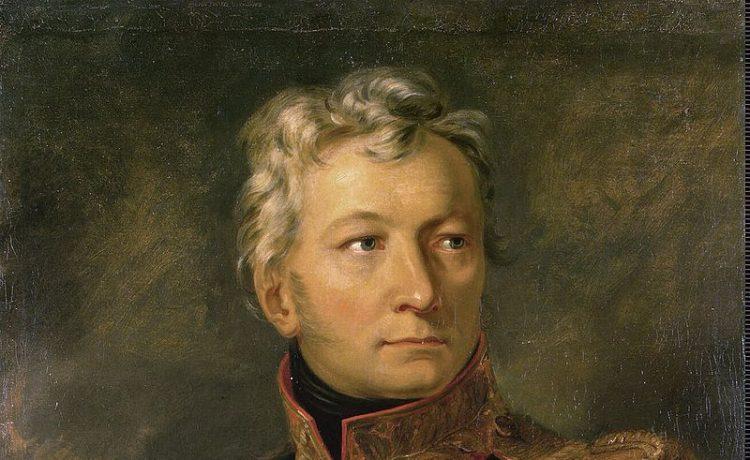 Alexander Petrowitsch Tormassow . Portrait de Georges Dawe