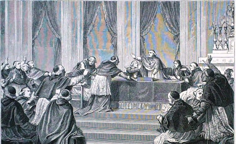 Le Concile de 1811