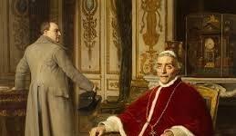 Napoléon et Pie VII