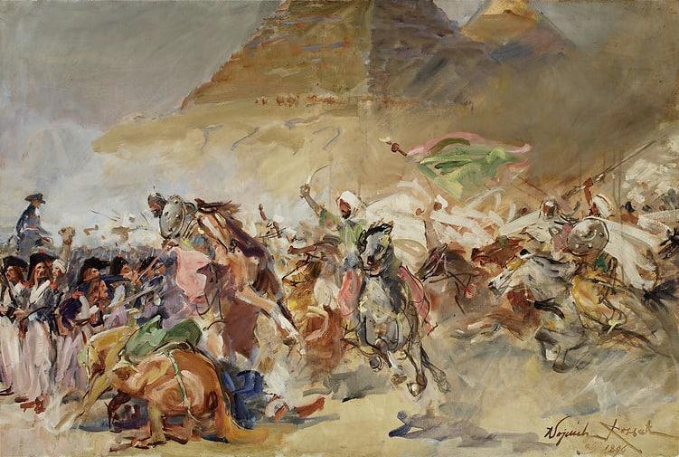 Bataille des Pyramides