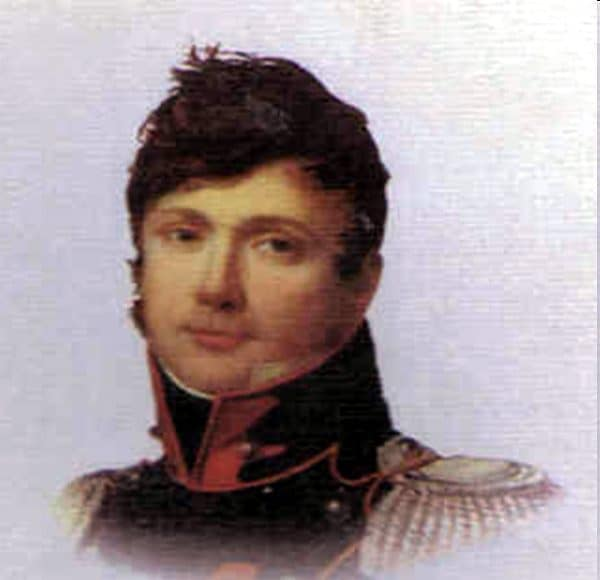 Le colonel Marcellin Marbot