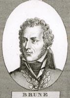 Le général Brune