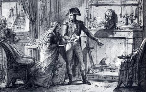 La clémence de Napoléon