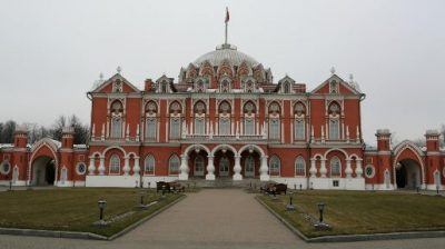 Le château Petrovski
