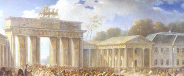 Entrée de Napoléon à Berlin