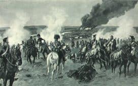 L'intervention de Sénarmont à la bataille de Friedland