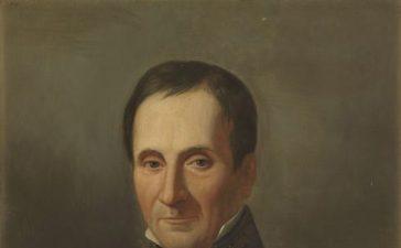 Portrait de lamiral Missiéssy