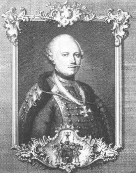 Dagobert Sigismund, Count von Wurmser (7 May 1724 – 22 August 1797)