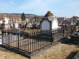 Tombe du général comte Charpentier