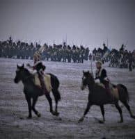 Cavalerie en action