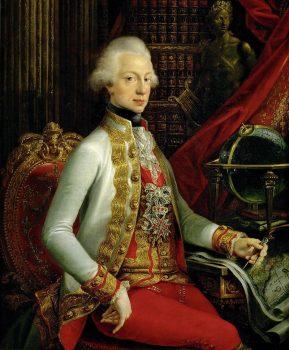 Ferdinand III, Ferdinand Josef Johann Baptist, Grand-Duc de Toscane